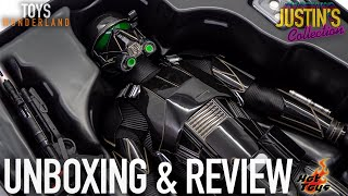 Hot Toys Mandalorian Deathtrooper Star Wars Unboxing & Review