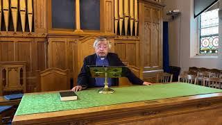 24th May Sunday Sermon