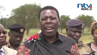 CS Eugene Wamalwa on Nairobi county governance