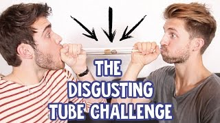 THE DISGUSTING TUBE CHALLENGE!