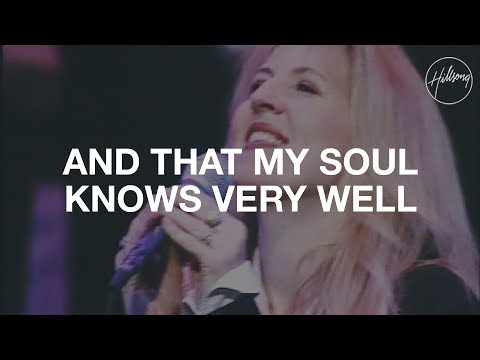 And That My Soul Knows Very Well