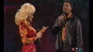 "Dolly Parton & Vince Gill ""I Will Always Love You"" live"