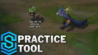 Practice Tool First Look - League of Legends (Livestream VOD)