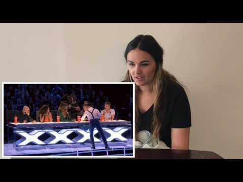 (Maria' Reacts)  Americas Got Talent: Jeki Yoo- Magician (видео)