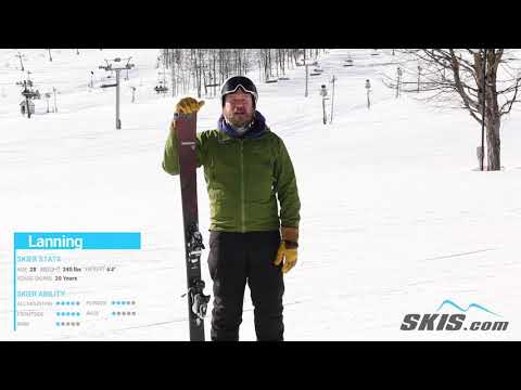 Video: Rossignol Blackops Escaper Skis 2021 13 40