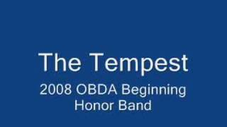 2008 OBDA Beginning Honor Band: The Tempest