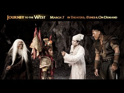 Journey to the West US Trailer