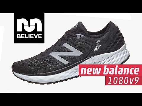 New Balance 1080v9 Video Performance Review