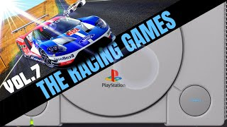 Sony Playstation: All RACING / DRIVING Games VOL.7 - Touring / Drift