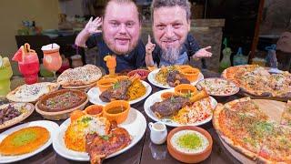 Nasi Mandy Lamb Shank Chef Ammar — Mat Salleh Cari Makan