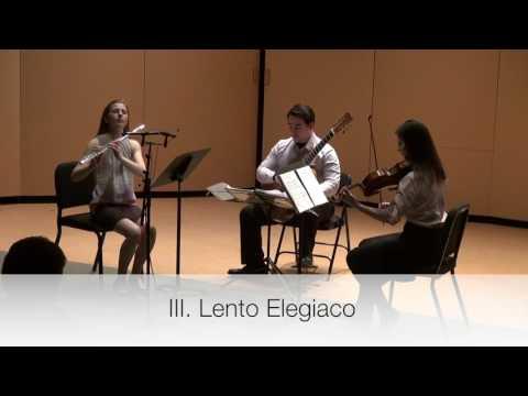 Ecloghe - by Mario Castelnuovo-Tedesco
