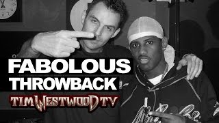 Fabolous freestyle legendary unreleased throwback from 2003 - Westwood
