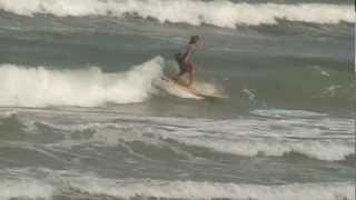 preview picture of video 'surfing israel 2010'