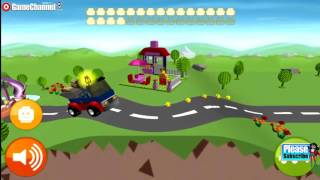 LEGO® Cars Juniors Create, LEGO® Police Cars Helicopter, Lego Vehicles and Minifigures Games Apps