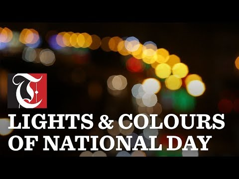 Video: Oman lights up for 48th National Day