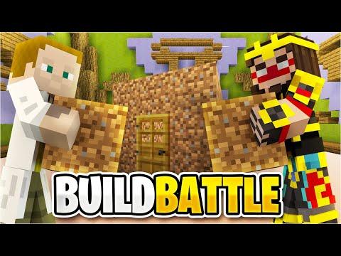 Učím ALKANA Minecraft #6 [BuildBattle]