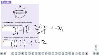 Eğitim Vadisi TYT Matematik 32.Föy Kombinasyon 2 Konu Anlatım Videoları