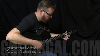 RainSong CH-WS1000NS Guitar at Guitar Gallery