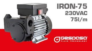 Насос для топлива Iron 75