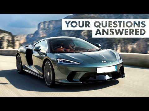 McLaren GT: Your Questions Answered   Carfection 4K