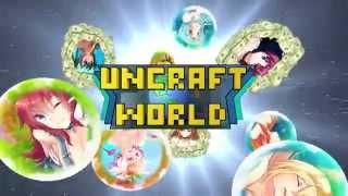 Uncraft World video