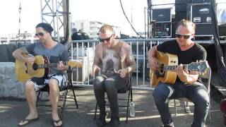 "EVE 6 - ""Curtain,"" ""At Least We're Dreaming,"" and ""Amphetamines"" (live)"