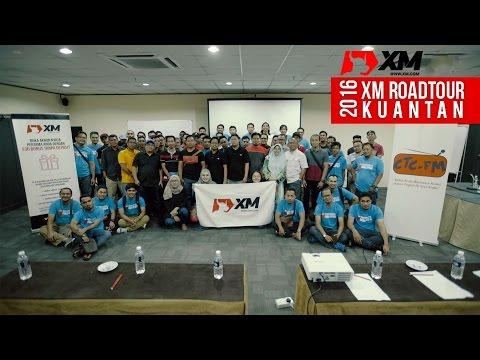 Team CTC.FM bersama di XM Roadtour 2016 Kuantan, Pahang
