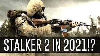 STALKER 2 Confirmed! - Not Releasing Until 2021!? (Post-Apocalyptic Game)