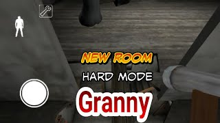 Granny Update - Hard Mode - New Room - Complete Gameplay
