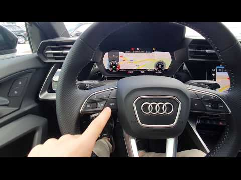 2020 Audi A3 New Multimedia System & Digital Cockpit Review