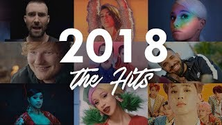 HITS OF 2018 | Year   End Mashup [+150 Songs] (T10MO)