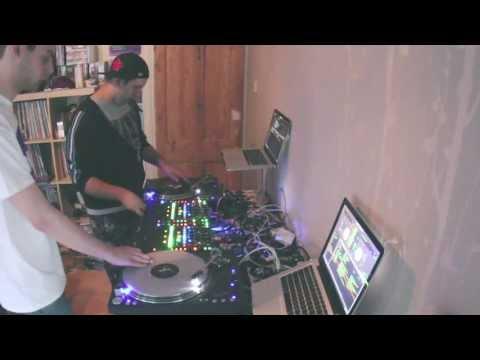 WORLD DJ CHAMPIONS SCRATCHING (Part 1)