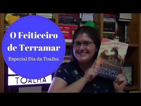 Resenha: O Feiticeiro de Terramar | Estante, Livros, Coleção #13