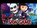SOLUCIÓN CORALINE SAW GAME | Coraline y la Puerta Secreta Parte 1 - ManoloTEVE
