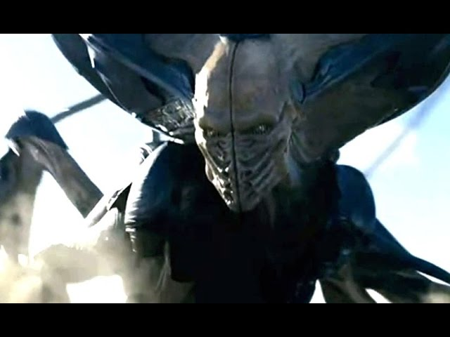 Alien Queen arrives in new Independence Day TV spot