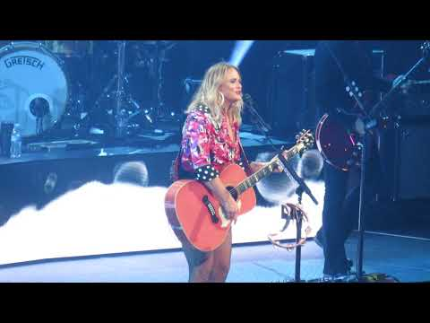 2019 11 09 Miranda Lambert - It All Comes Out In The Wash