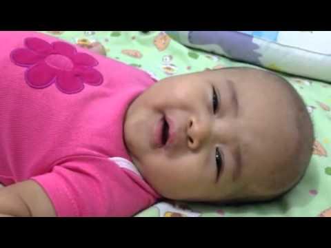 Video Video Bayi Ngoceh Manja #Kayla #babykhey
