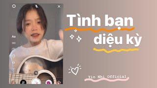 Tình Bạn Diệu Kỳ - Amee x Ricky Star x Lăng LD   cover by yen nhi