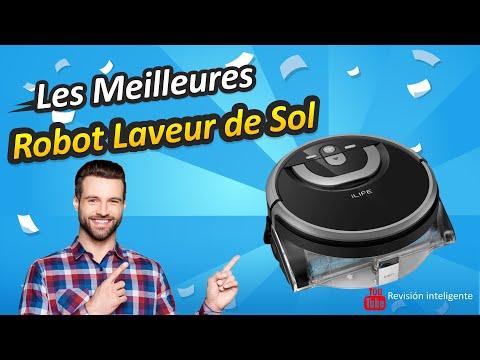 ✅ Les Meilleur Robot Laveur de Sol 2021