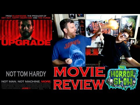 """UPGRADE"" 2018 Action Thriller Movie Review – The Horror Show"