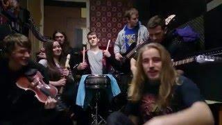 Video Pozvánka na křest EP Beneath the Stars by Emerald Shine