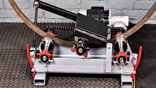 Making electric Roller Bender - DIY Roller Bender