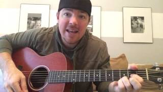 Every Light In The House Is On | Trace Adkins | Beginner Guitar Lesson