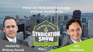 WS158 - How to Hire and Manage Virtual Assistants