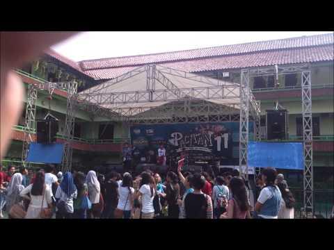 Horrible Kids - Sense Never Existed (Live at SMAN 112 Jakarta Barat)