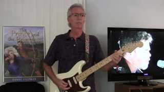 TampaBayDenny ~ Getting Ready to Get Down - Josh Ritter ~ Lead Guitar Cover