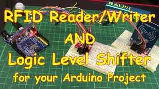 Arduino RfID read and write Tutorial - Самые лучшие видео