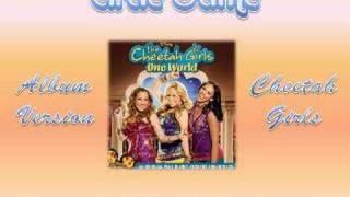 12 Circle Game - Cheetah Girls: One World [Full CD Version]