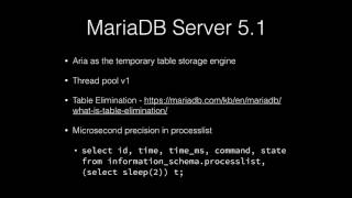 MariaDB Server 10.2: The Complete Guide