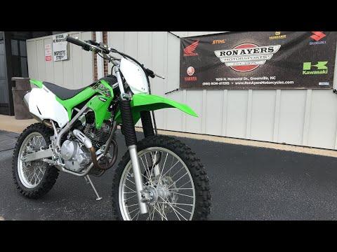 2021 Kawasaki KLX 230R in Greenville, North Carolina - Video 1